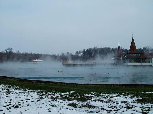 Lacul Heviz, Ungaria. Odihnă și tratament în Ungaria